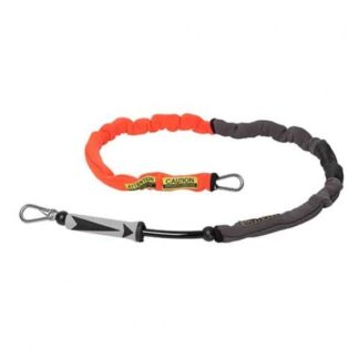 Mystic HP Leash Coral Kitesurfing