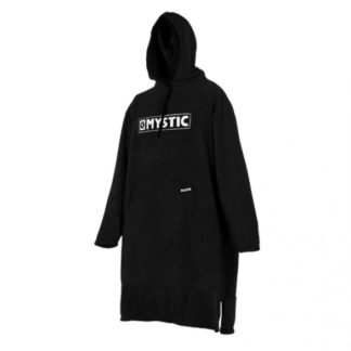 Mystic Poncho Long Black