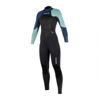 Mystic Star Fullsuit 5:4mm Bzip Women Navy