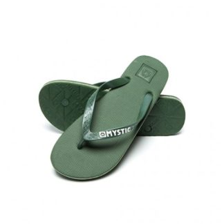 Mystic General Flip Flops Cypress Green