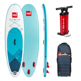 SUP Red Paddle 9 8 ride MSL 2018 (uppblåsbar)
